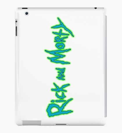 Rick and Morty Verical iPad Case/Skin
