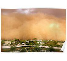 AZ Dust Storm Poster