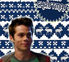 Merry TeenWolf-mas [Stiles] by thescudders