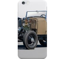 1930 Ford 'Rod'n in the 30's' Roadster iPhone Case/Skin