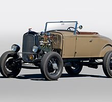 1930 Ford 'Rod'n in the 30's' Roadster by DaveKoontz