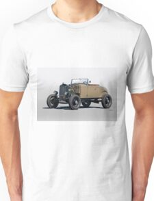 1930 Ford 'Rod'n in the 30's' Roadster Unisex T-Shirt