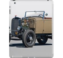 1930 Ford 'Rod'n in the 30's' Roadster iPad Case/Skin