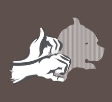 HandShadow - Dog Head by AnnoNiem