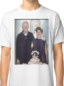MOM AND DAD WEDDING Classic T-Shirt