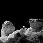 The Moon by Bjarte Edvardsen