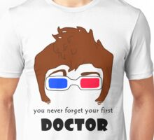 You Never Forget (For lights) Unisex T-Shirt