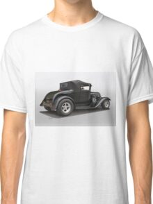 1929 Ford Model A Roadster 3QR Classic T-Shirt
