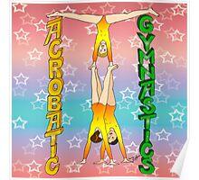 Acrobatics 4 (Acrobatic Gymnastics) Poster