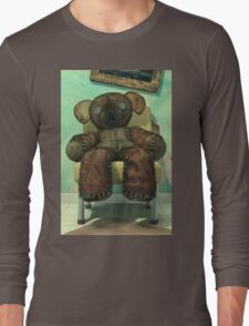 The Old and Unloved Teddy Bear Long Sleeve T-Shirt