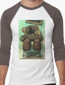 The Old and Unloved Teddy Bear Men's Baseball ¾ T-Shirt
