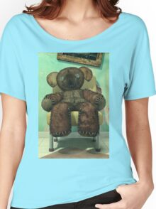 The Old and Unloved Teddy Bear Women's Relaxed Fit T-Shirt