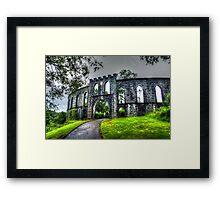 Oban McCaigs Tower Framed Print