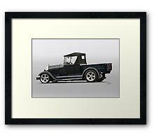 1928 Ford Roadster Pickup Framed Print