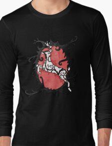 Wonderland Deer Long Sleeve T-Shirt