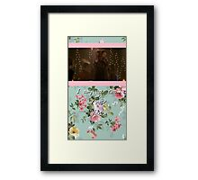 I am, you know. What?  Yours. Framed Print