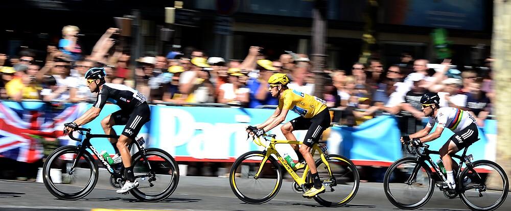 Bradley Wiggins Tour de France by photobymdavey