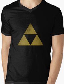 The Triforce Mens V-Neck T-Shirt
