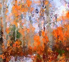 The Telling of Fall by Bunny Clarke
