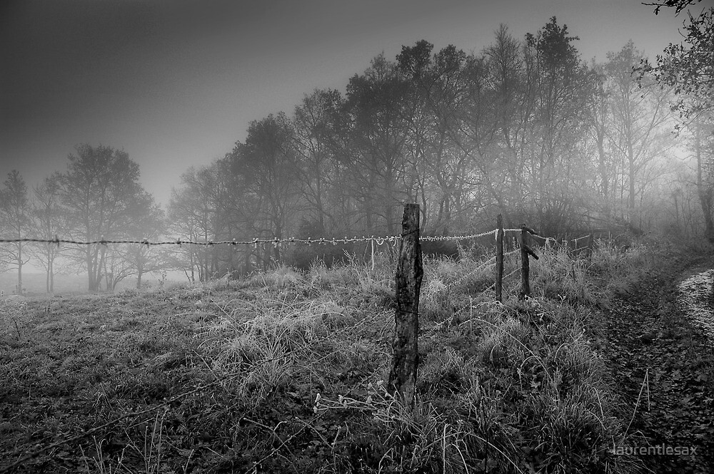 Cold way by Laurent Hunziker