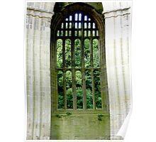 Fountains Abbey Ripon Poster