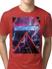 Electronic Rumors: Triangles Tri-blend T-Shirt