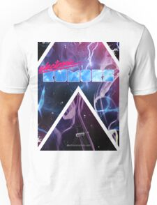 Electronic Rumors: Triangles Unisex T-Shirt