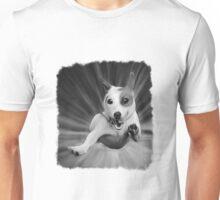 Dog Oil Painting Unisex T-Shirt
