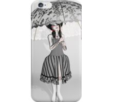 Gothic Doll iPhone Case/Skin