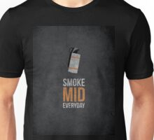Smoke Mid Everyday - Cs:Go Unisex T-Shirt