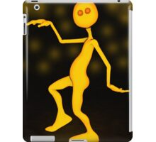 Mellow Stan The Yellow Man iPad Case/Skin