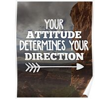 Your Direction Quote Poster