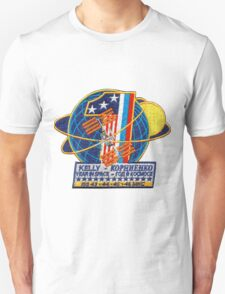 ISS: One Year Mission Logo T-Shirt