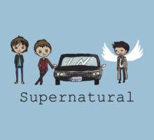 Supernatural by Zoe Kierce