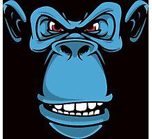 Cool Monkey Comic Digital Art Photographic Print
