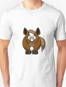 Cartoon Horse T-Shirt