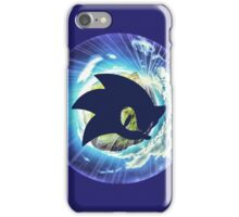 Sonic The Hedgehog Planet iPhone Case/Skin