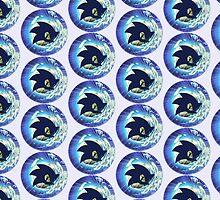 Sonic The Hedgehog Planet by RobbingThieves