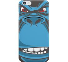Cool Monkey Comic Digital Art iPhone Case/Skin