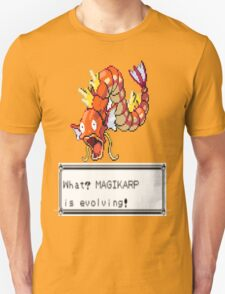 Magikarp Why? T-Shirt