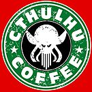 CTHULHU COFFEE by karmadesigner