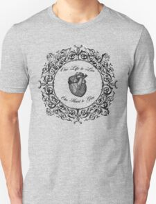 One Life, One Heart T-Shirt