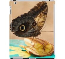 hungry butterfly iPad Case/Skin