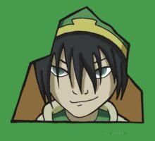 Avatar: Toph by Kiotoko-Solo