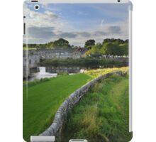Yorkshire: The Bridge at Burnsall iPad Case/Skin