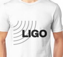Laser Interferometer Gravitational-Wave Observatory (LIGO) Logo Unisex T-Shirt
