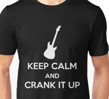 Keep Calm and Crank It Up T-Shirt