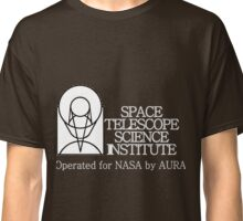 STSCI Logo for Dark Colors Classic T-Shirt