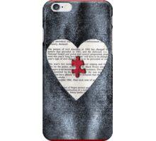 BlackHearted iPhone Case iPhone Case/Skin
