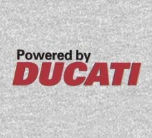 Powered by Ducati Kids Clothes